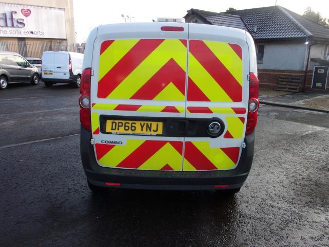 2016 Vauxhall Combo 2000 1.3 Cdti 16V H1 Van (DP66YNJ) Image 11