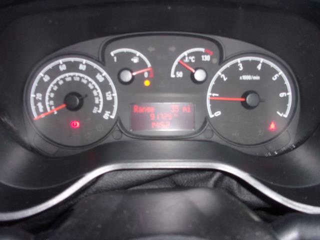 2016 Vauxhall Combo 2000 1.3 Cdti 16V H1 Van (DP66YNJ) Image 6