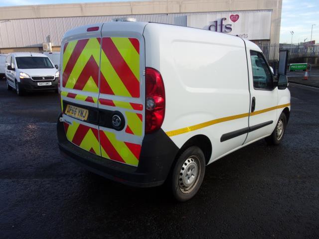 2016 Vauxhall Combo 2000 1.3 Cdti 16V H1 Van (DP66YNJ) Image 10