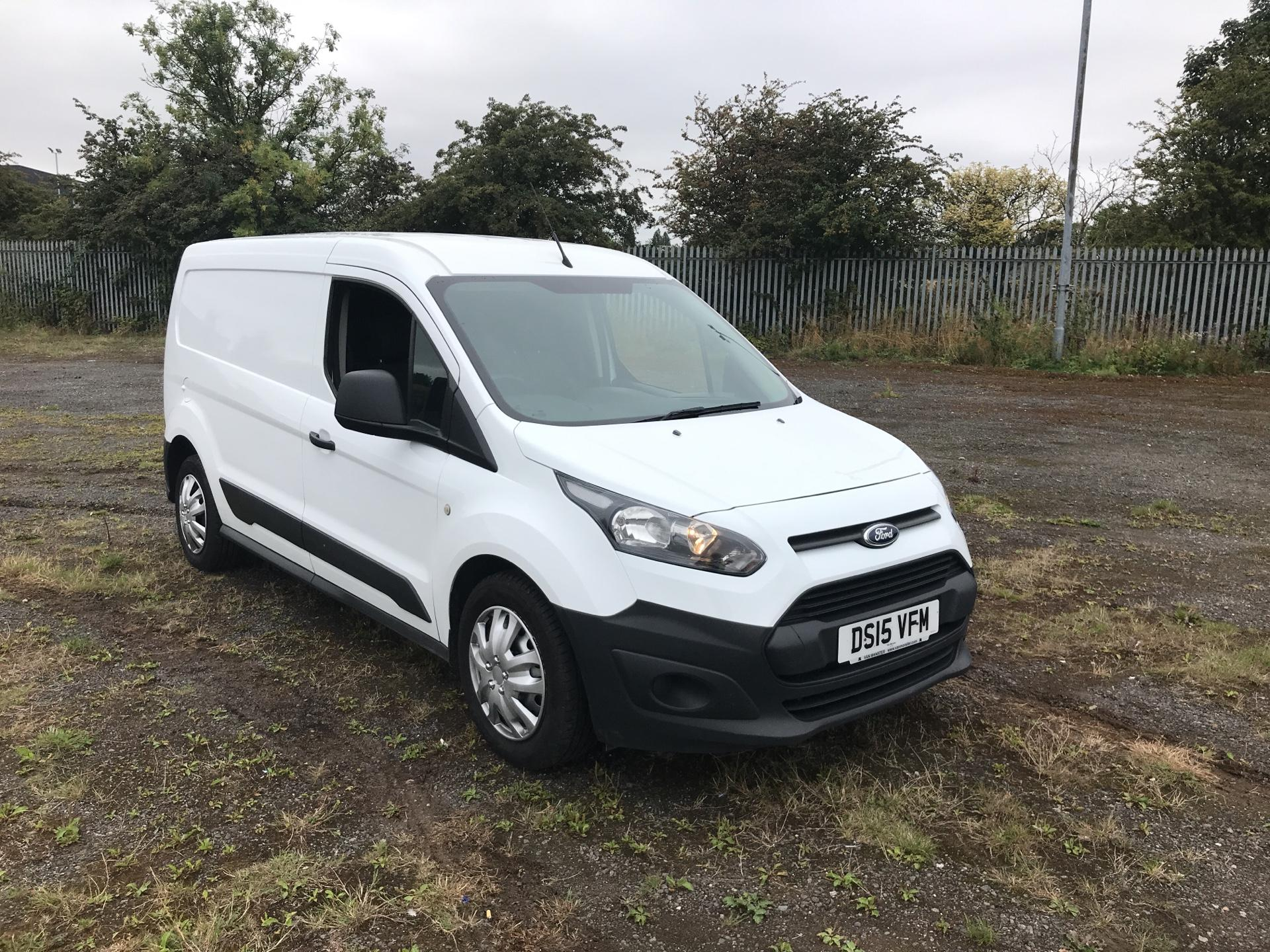 2015 Ford Transit Connect 1.6 Tdci 115Ps Van (DS15VFM)