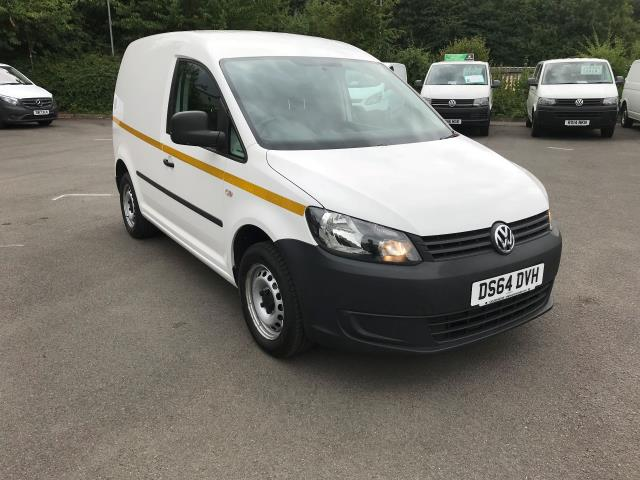 2014 Volkswagen Caddy  1.6 102PS STARTLINE EURO 5 (DS64DVH)