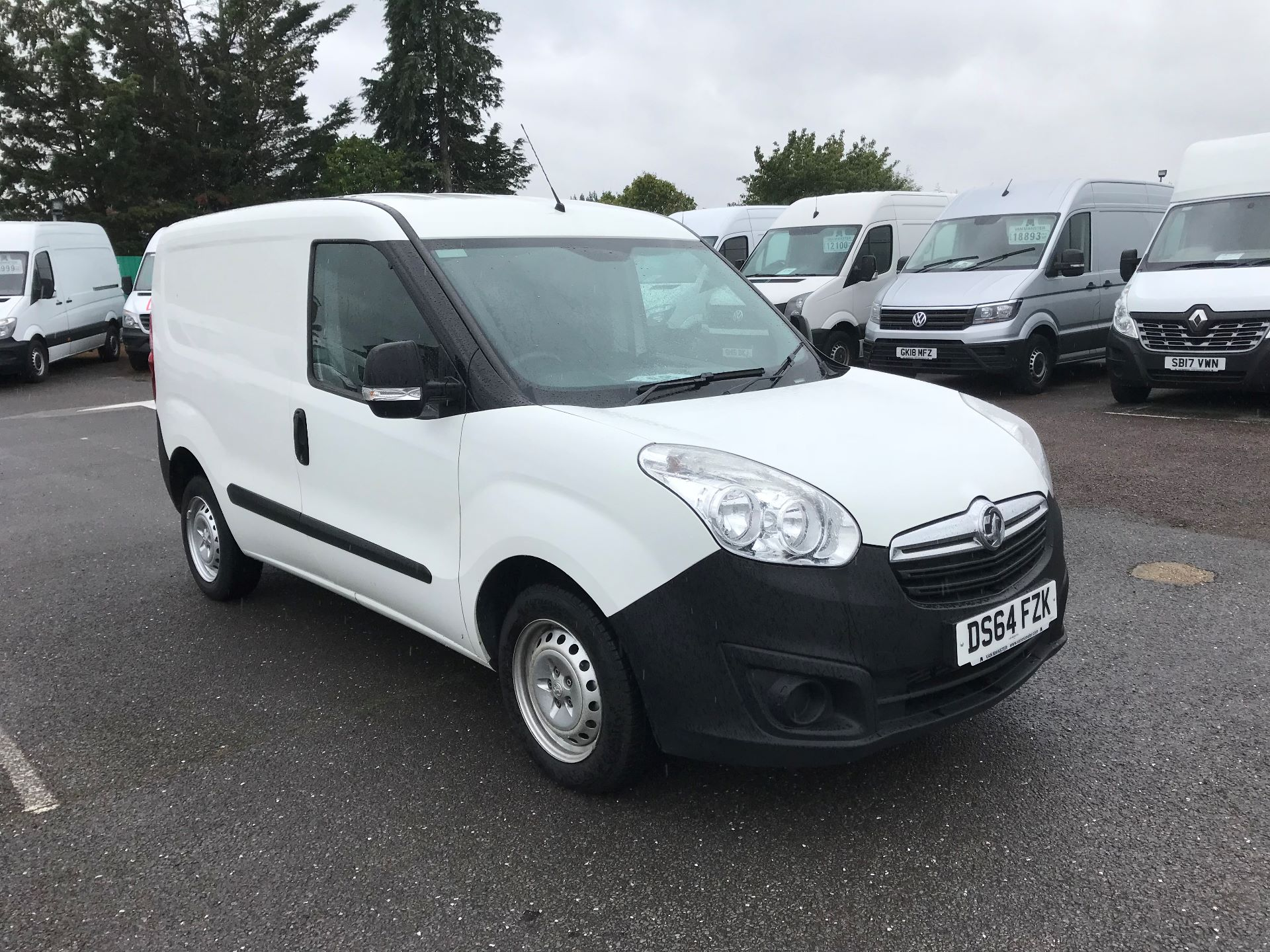 2015 Vauxhall Combo  L1 H1 2000 1.3 16V  EURO 5 (DS64FZK)