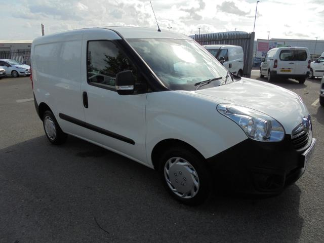 2014 Vauxhall Combo  L1 H1 2000 1.3 16V  EURO 5 (DS64FZP)