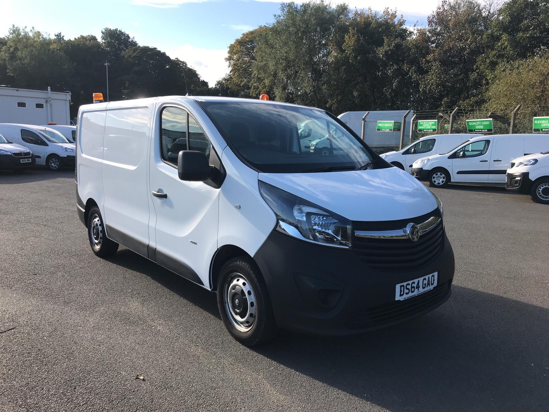 2015 Vauxhall Vivaro  L1 H1 2900 1.6 115PS EURO 5 *VALUE RANGE VEHICLE - CONDITION REFLECTED IN PRICE* (DS64GAO)