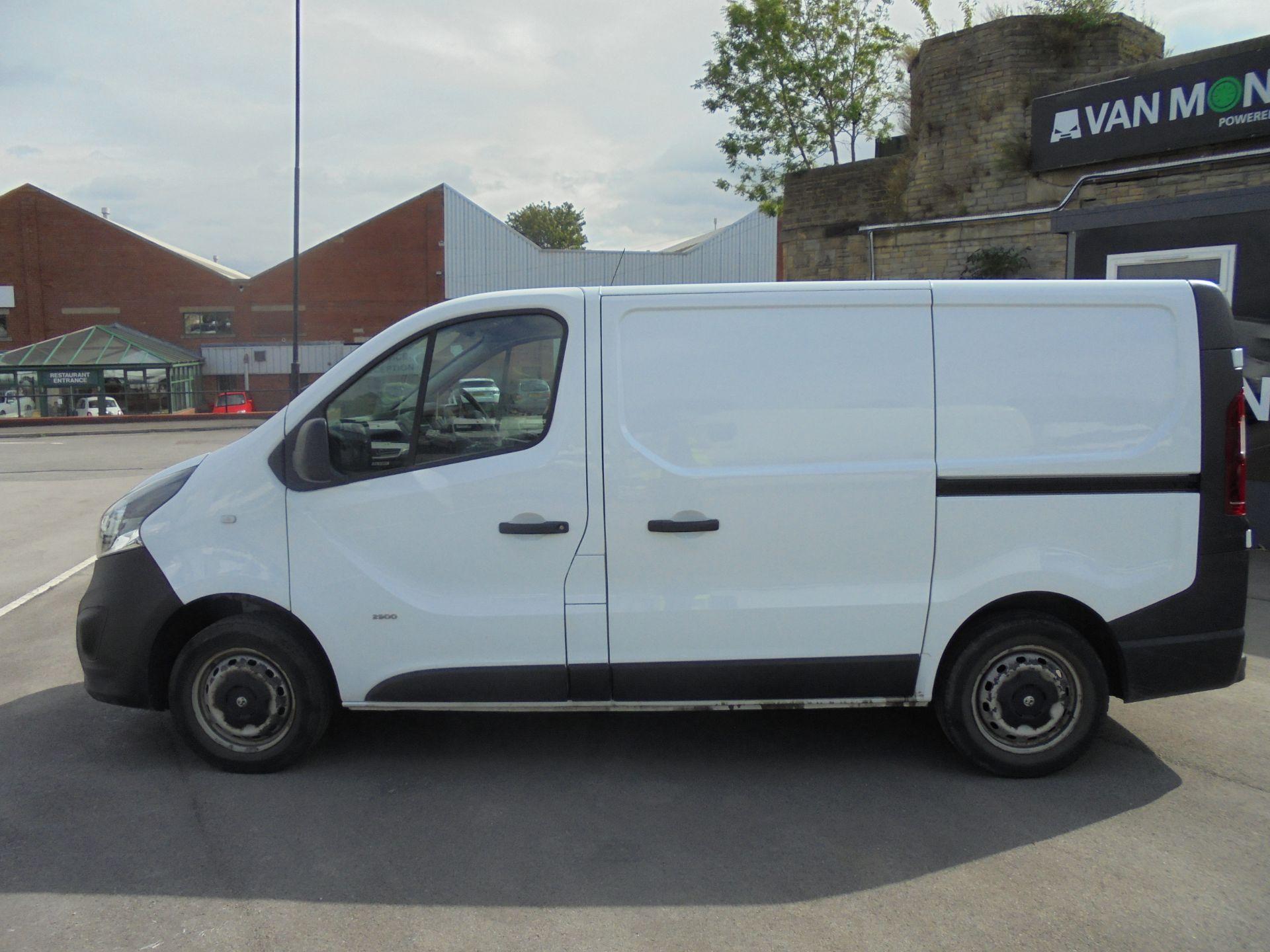 2014 Vauxhall Vivaro 2900 1.6Cdti 115Ps H1 Van (DS64GME) Image 4