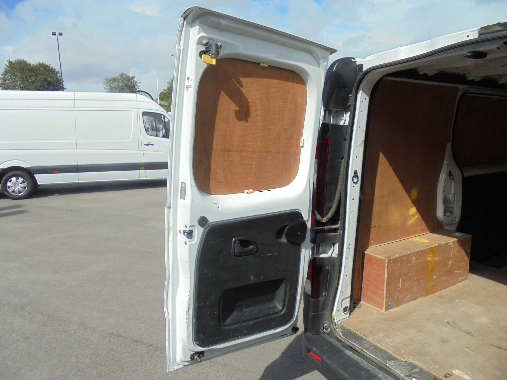 2014 Vauxhall Vivaro 2900 1.6Cdti 115Ps H1 Van (DS64GME) Image 20