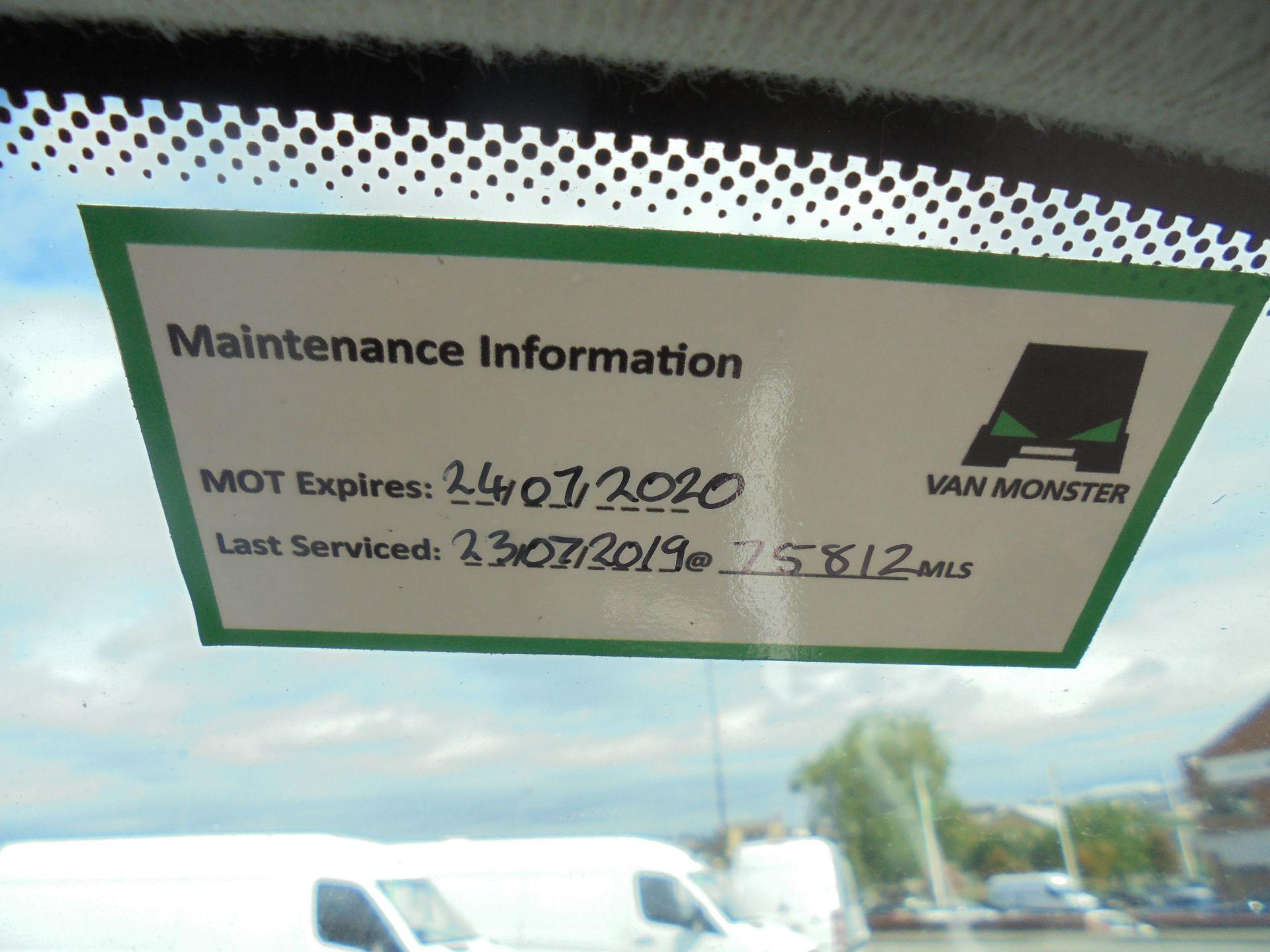 2014 Vauxhall Vivaro 2900 1.6Cdti 115Ps H1 Van (DS64GME) Image 13