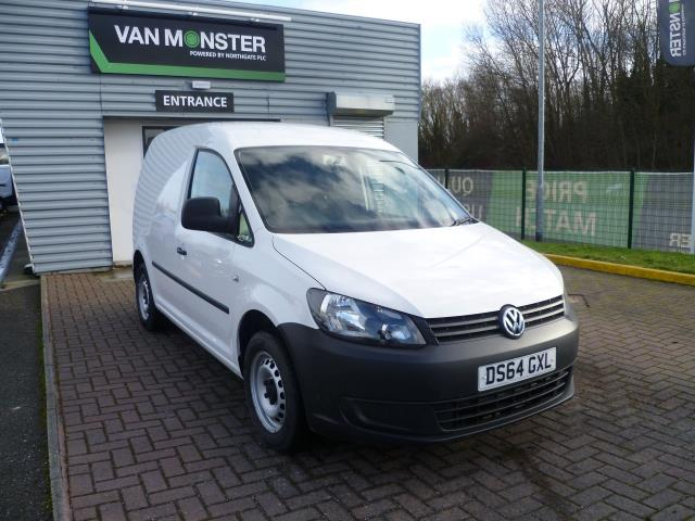 2014 Volkswagen Caddy 1.6 Tdi 75Ps Startline Van (DS64GXL)