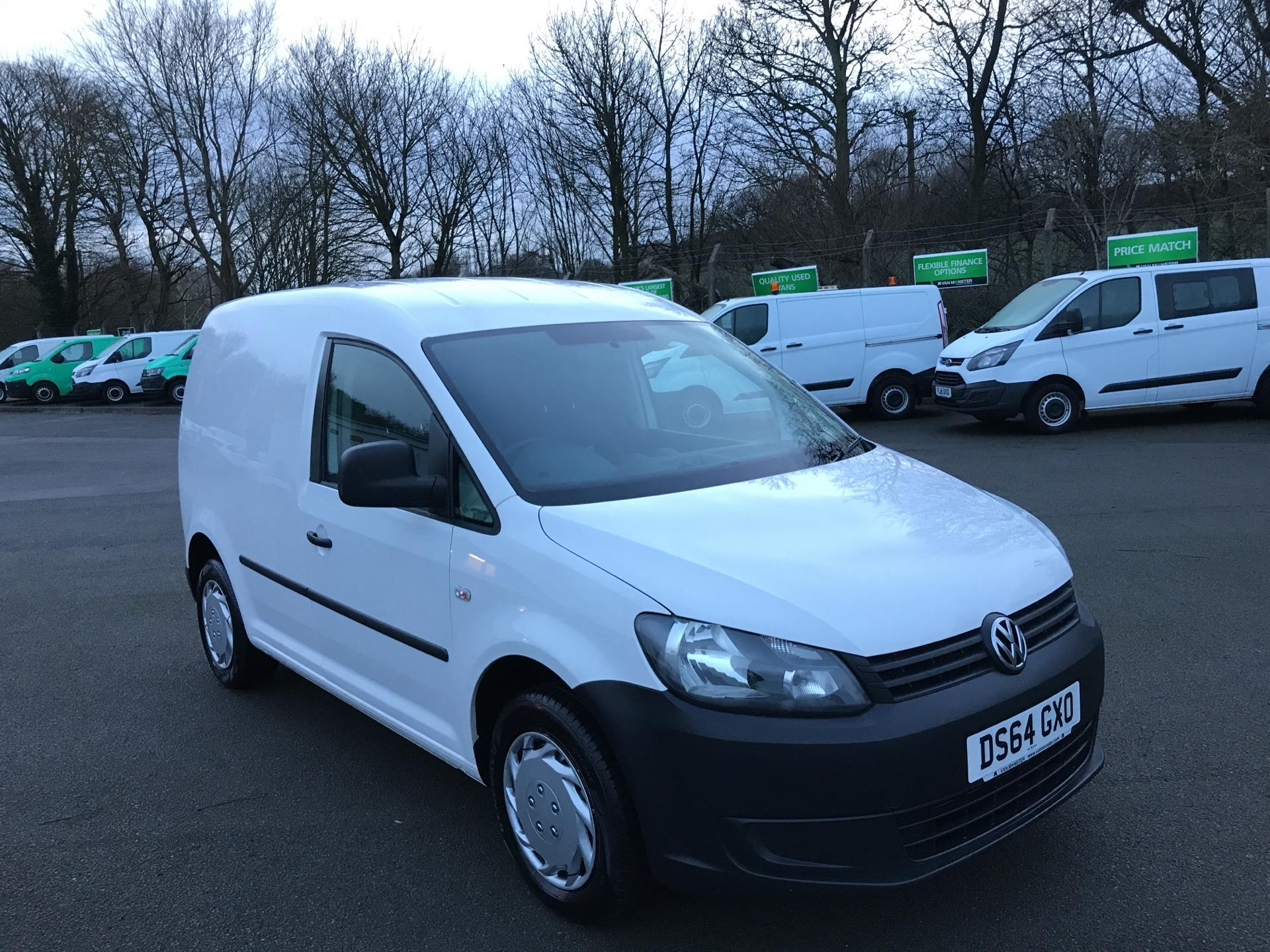 2014 Volkswagen Caddy  1.6 75PS STARTLINE EURO 5 (DS64GXO)