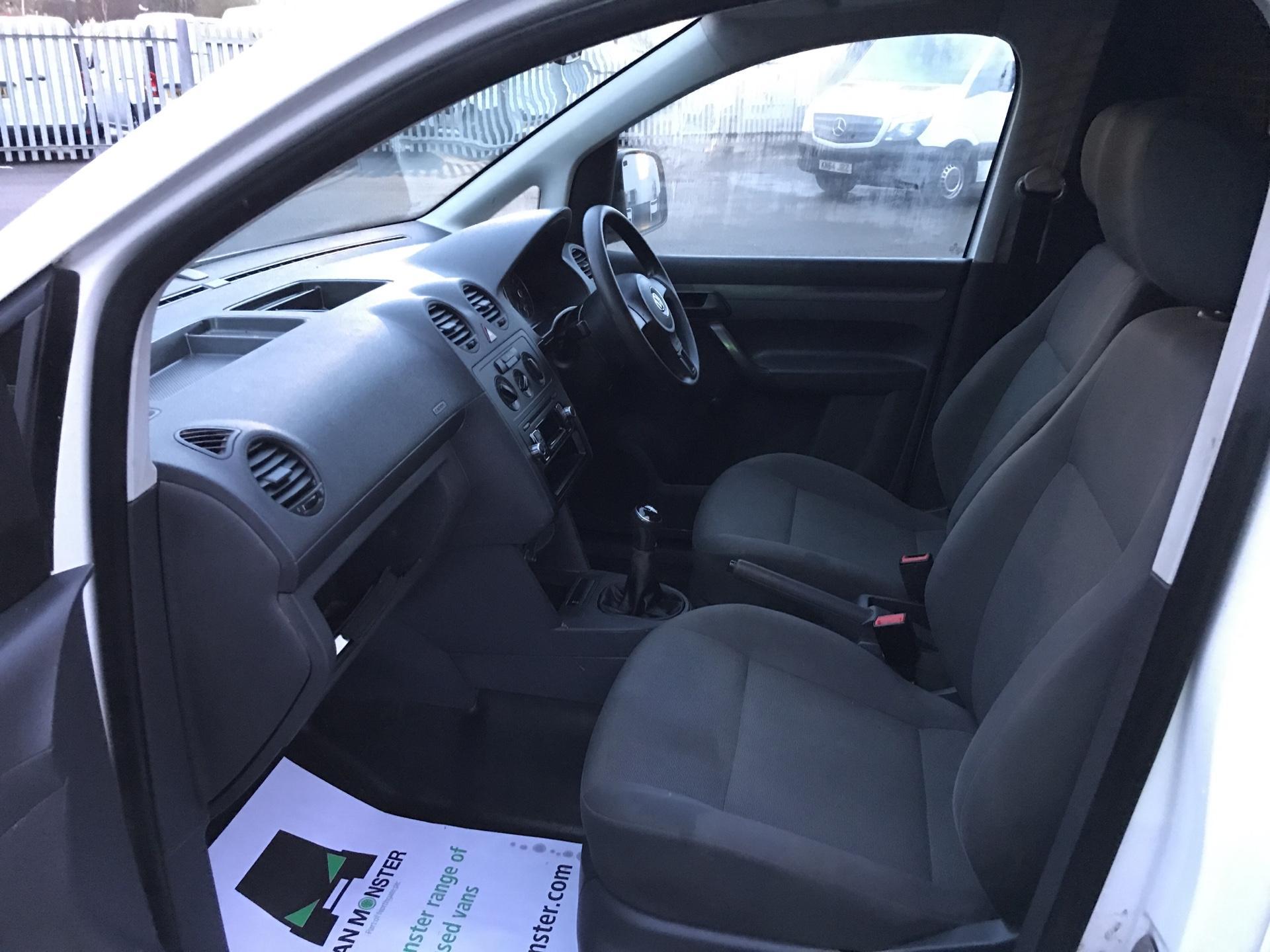 2014 Volkswagen Caddy  1.6 75PS STARTLINE EURO 5 (DS64GXO) Image 14