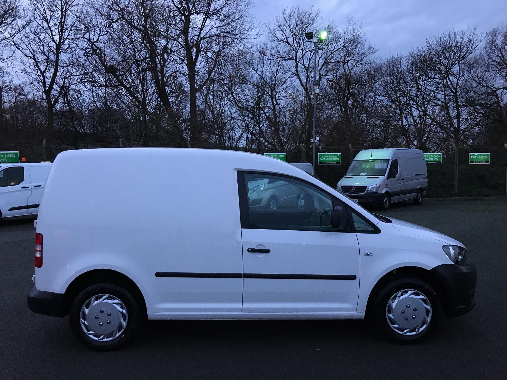 2014 Volkswagen Caddy  1.6 75PS STARTLINE EURO 5 (DS64GXO) Image 2