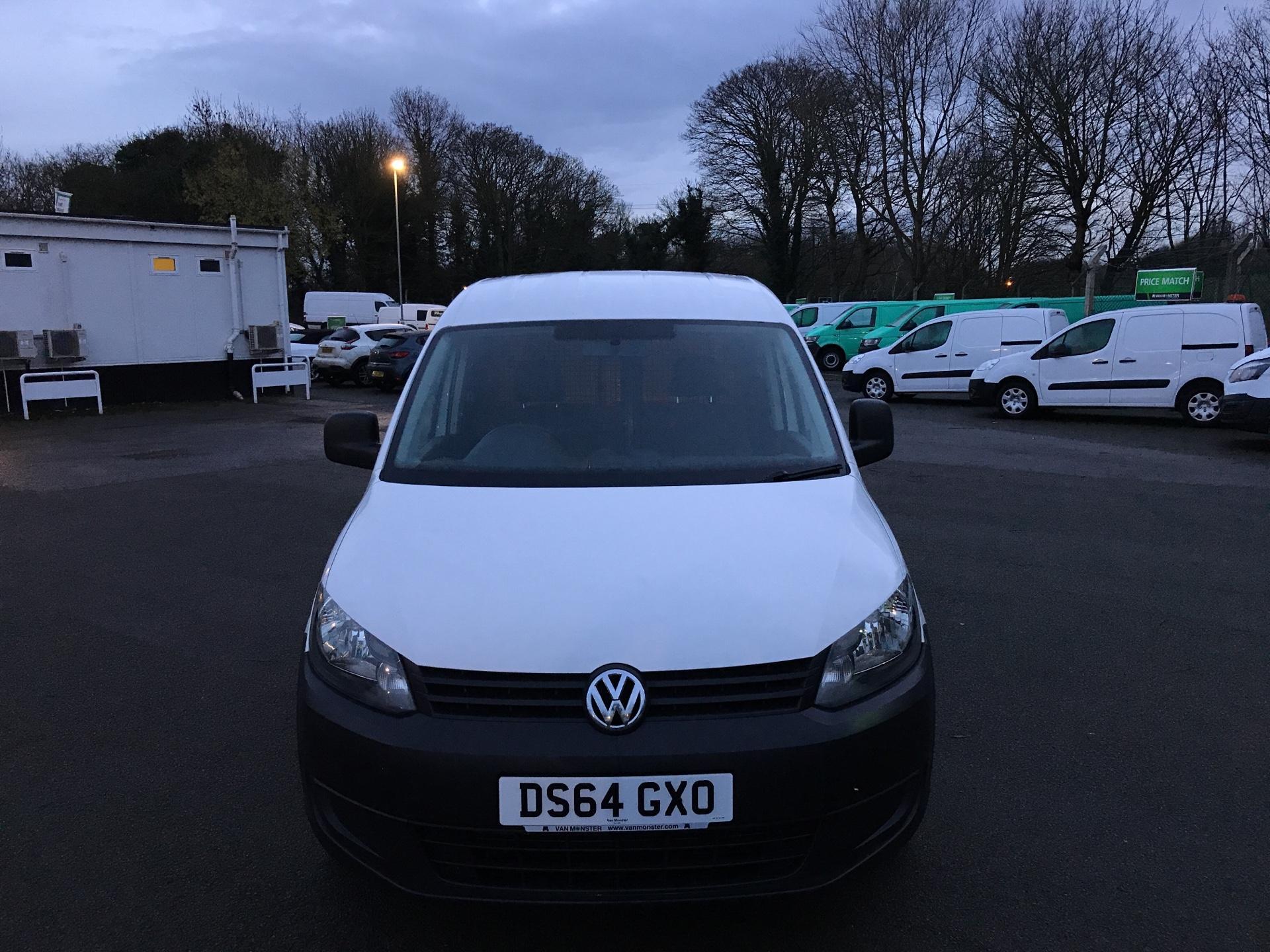2014 Volkswagen Caddy  1.6 75PS STARTLINE EURO 5 (DS64GXO) Image 8