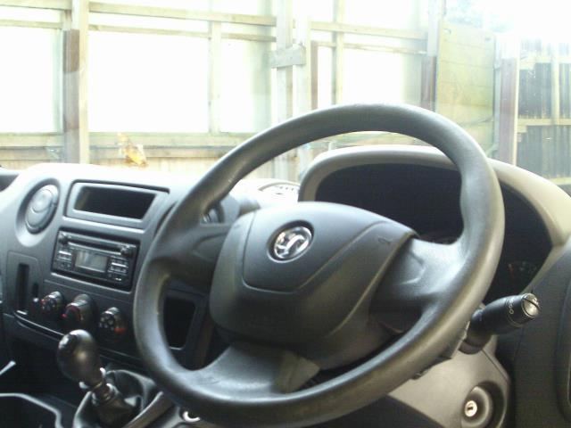 2015 Vauxhall Movano 35 HD L4 DIESEL RWD 2.3 CDTI H3 Van 125ps EURO 5 (DS65AZG) Image 25