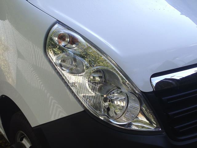 2015 Vauxhall Movano 35 HD L4 DIESEL RWD 2.3 CDTI H3 Van 125ps EURO 5 (DS65AZG) Image 12