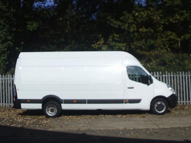 2015 Vauxhall Movano 35 HD L4 DIESEL RWD 2.3 CDTI H3 Van 125ps EURO 5 (DS65AZG) Image 2