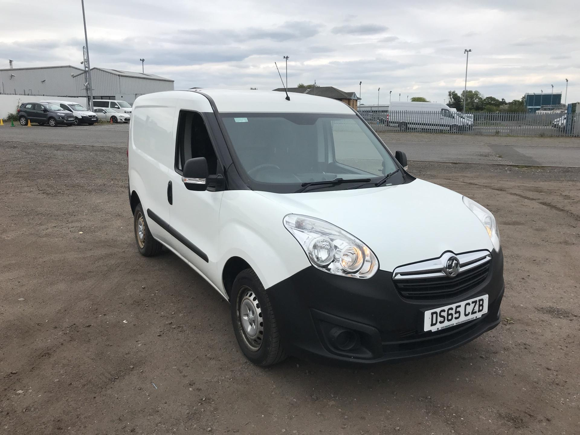 2015 Vauxhall Combo  L1 H1 2000 1.3 16V  EURO 5 (DS65CZB)