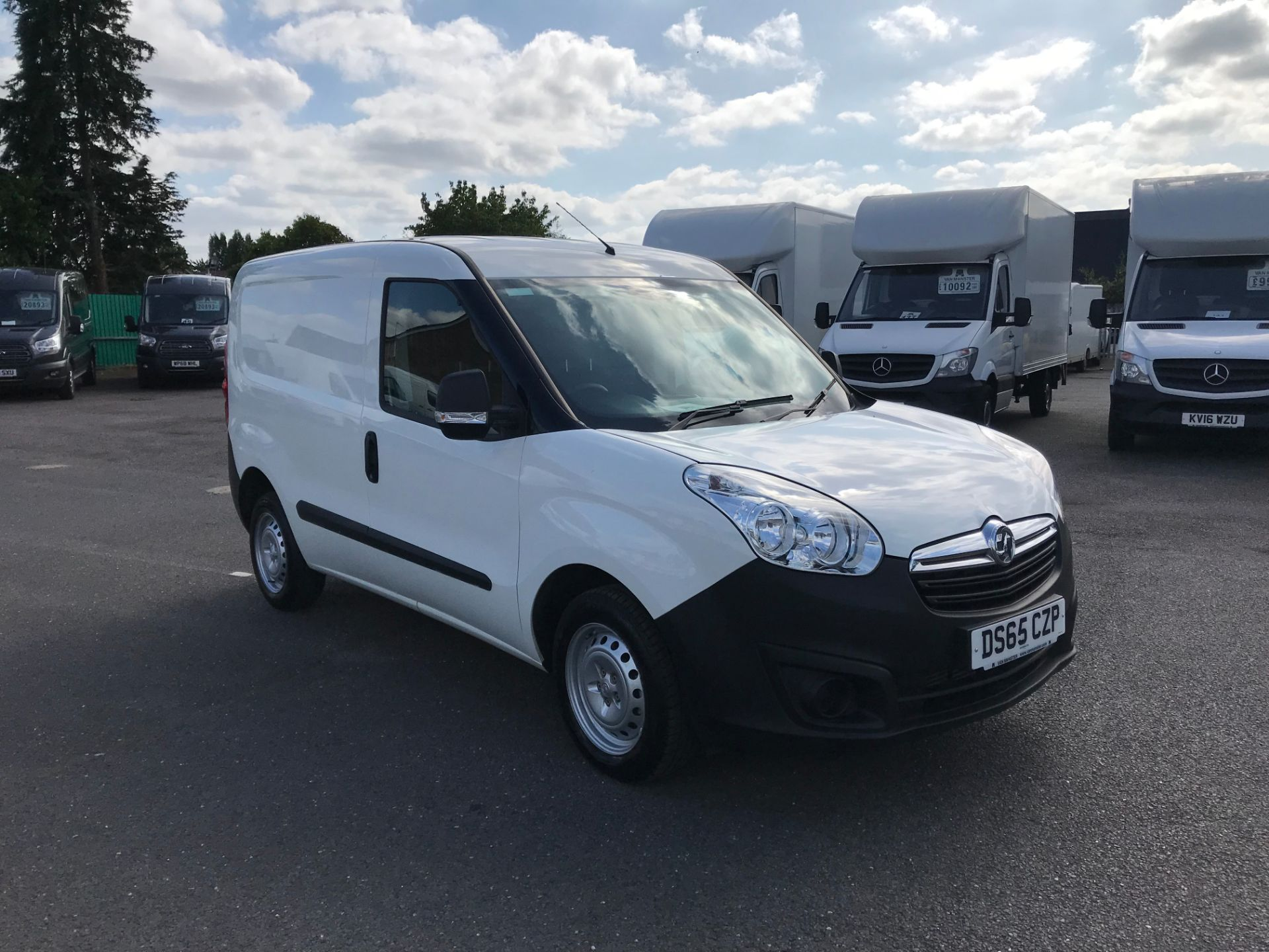 2015 Vauxhall Combo  L1 H1 2000 1.3 16V  EURO 5 (DS65CZP)