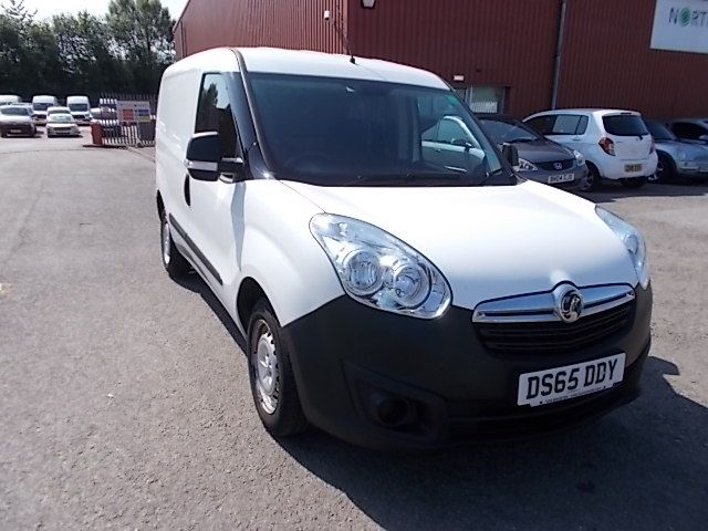 2015 Vauxhall Combo  L1 H1 2000 1.3 16V  EURO 5 (DS65DDY)