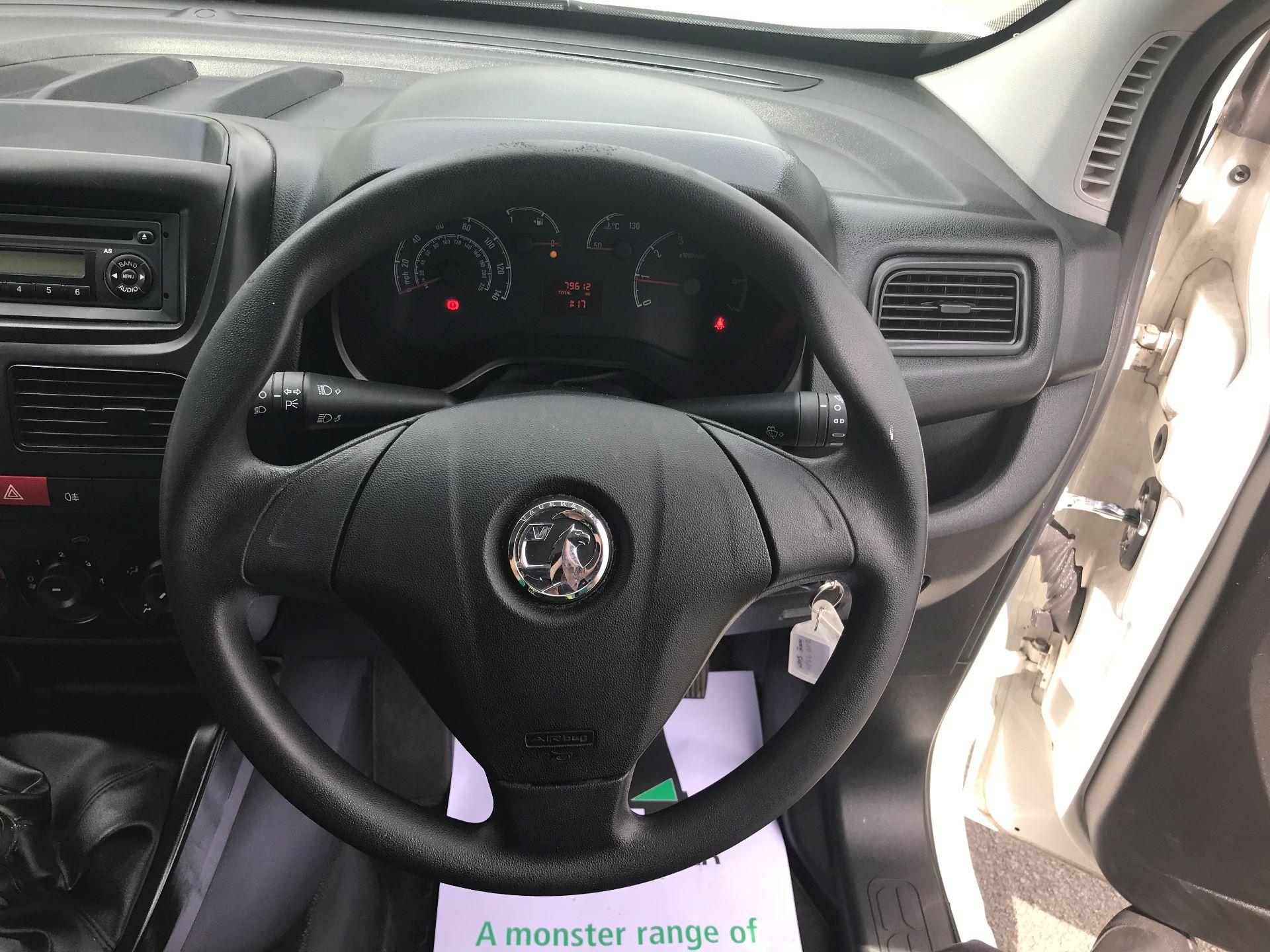 2015 Vauxhall Combo  L1 H1 2000 1.3 16V  EURO 5 (DS65DEU) Image 20
