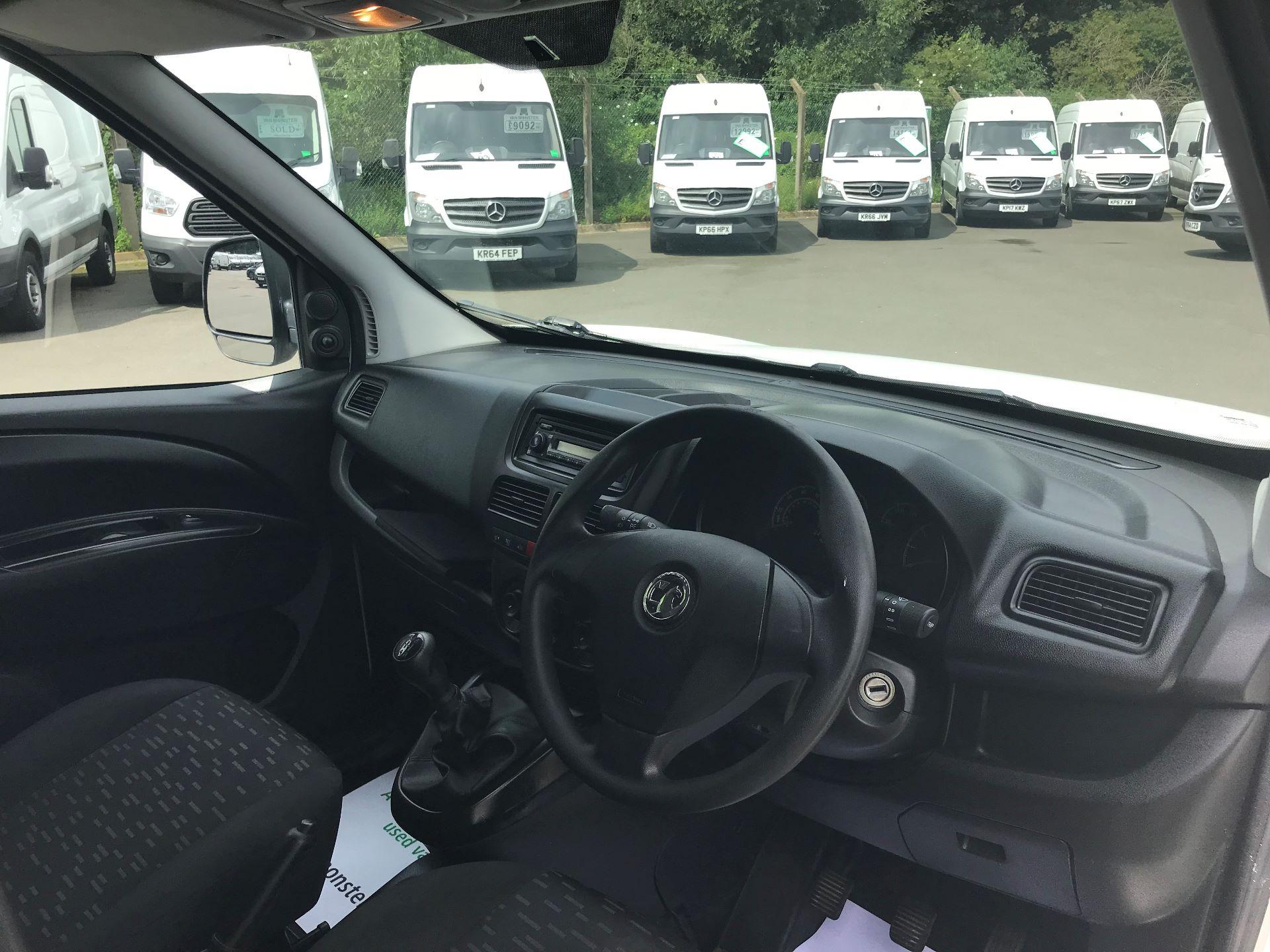 2015 Vauxhall Combo  L1 H1 2000 1.3 16V  EURO 5 (DS65DEU) Image 18