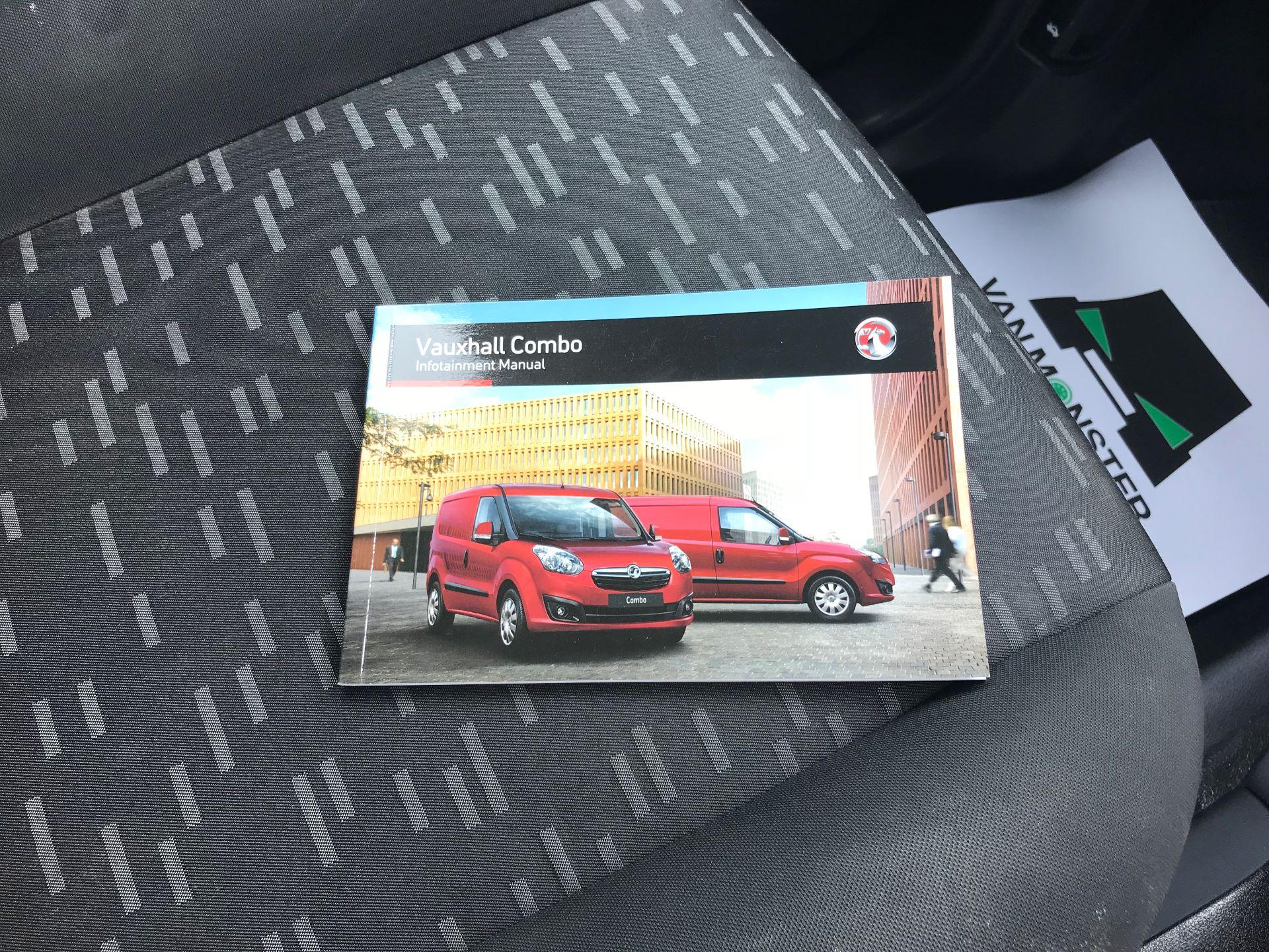 2015 Vauxhall Combo  L1 H1 2000 1.3 16V  EURO 5 (DS65DEU) Image 27