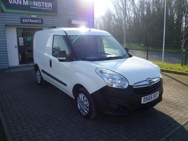 2015 Vauxhall Combo  L1 H1 2000 1.3 16V  EURO 5 (DS65DGY) Image 1