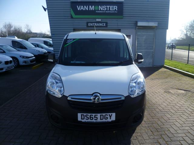 2015 Vauxhall Combo  L1 H1 2000 1.3 16V  EURO 5 (DS65DGY) Image 3