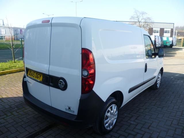 2015 Vauxhall Combo  L1 H1 2000 1.3 16V  EURO 5 (DS65DGY) Image 4