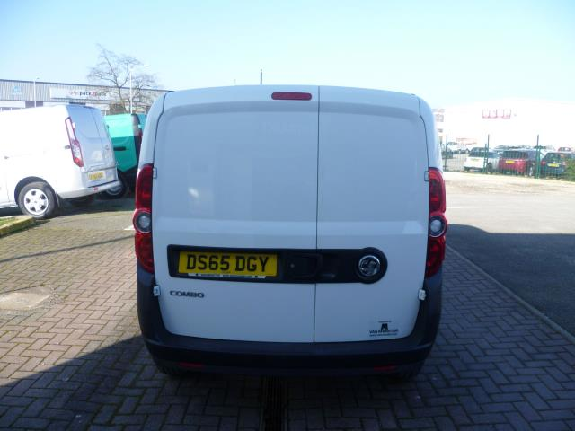 2015 Vauxhall Combo  L1 H1 2000 1.3 16V  EURO 5 (DS65DGY) Image 6