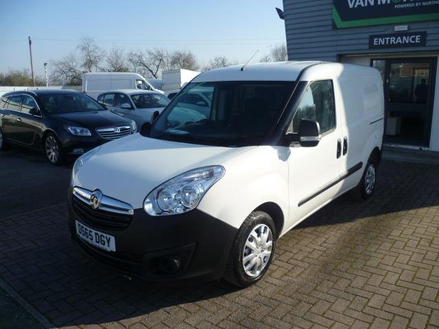 2015 Vauxhall Combo  L1 H1 2000 1.3 16V  EURO 5 (DS65DGY) Image 2