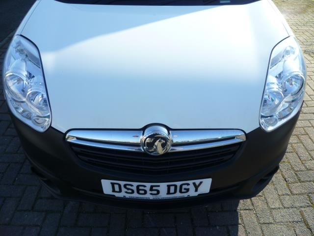 2015 Vauxhall Combo  L1 H1 2000 1.3 16V  EURO 5 (DS65DGY) Image 12