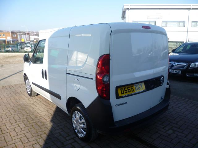 2015 Vauxhall Combo  L1 H1 2000 1.3 16V  EURO 5 (DS65DGY) Image 5