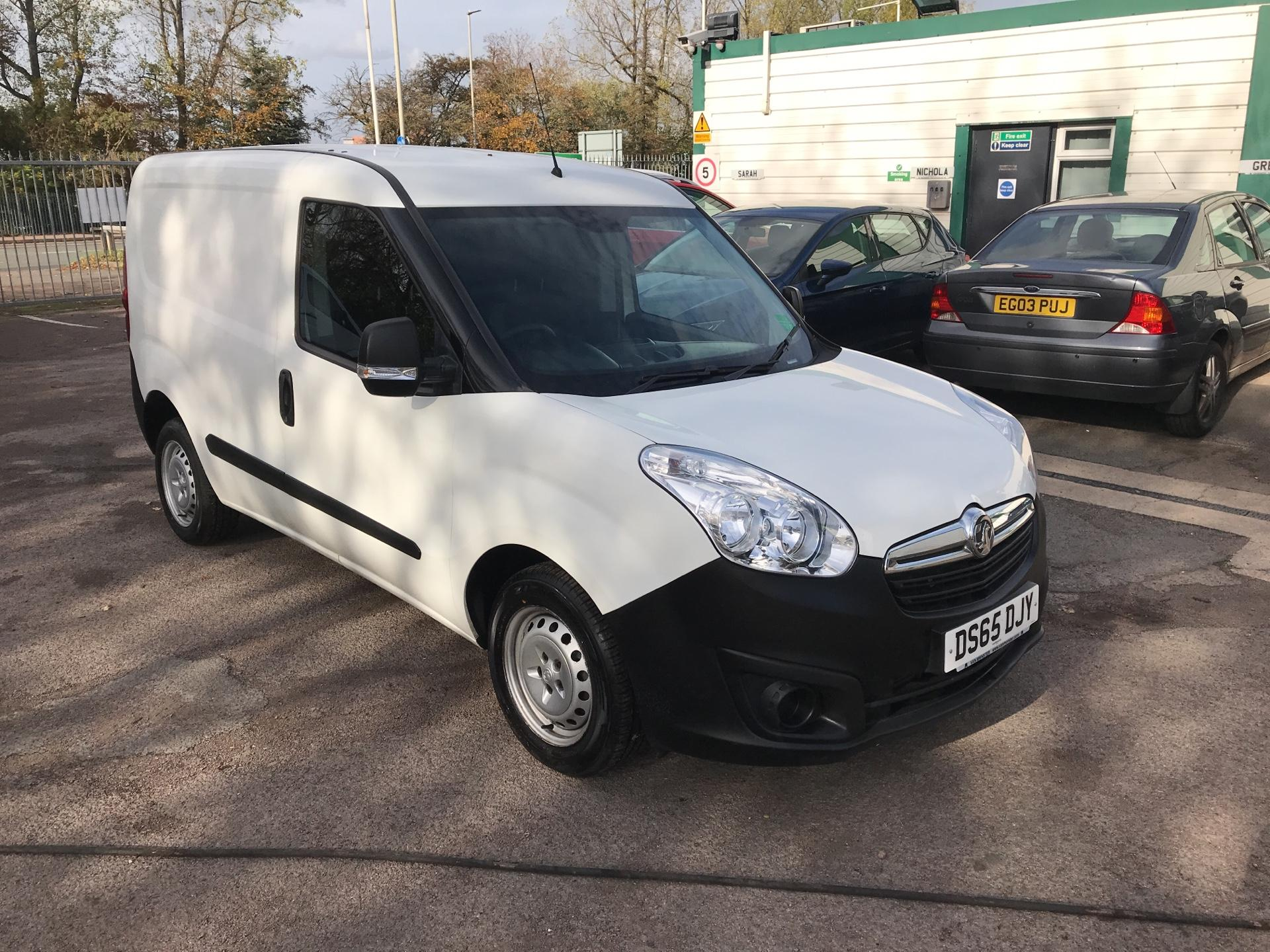 2015 Vauxhall Combo  L1 H1 2000 1.3 16V  EURO 5 (DS65DJY)