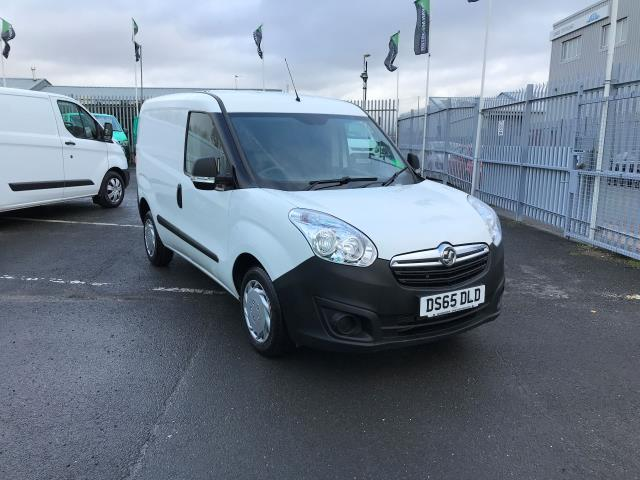 2015 Vauxhall Combo  L1 H1 2000 1.3 16V  EURO 5 (DS65DLD)