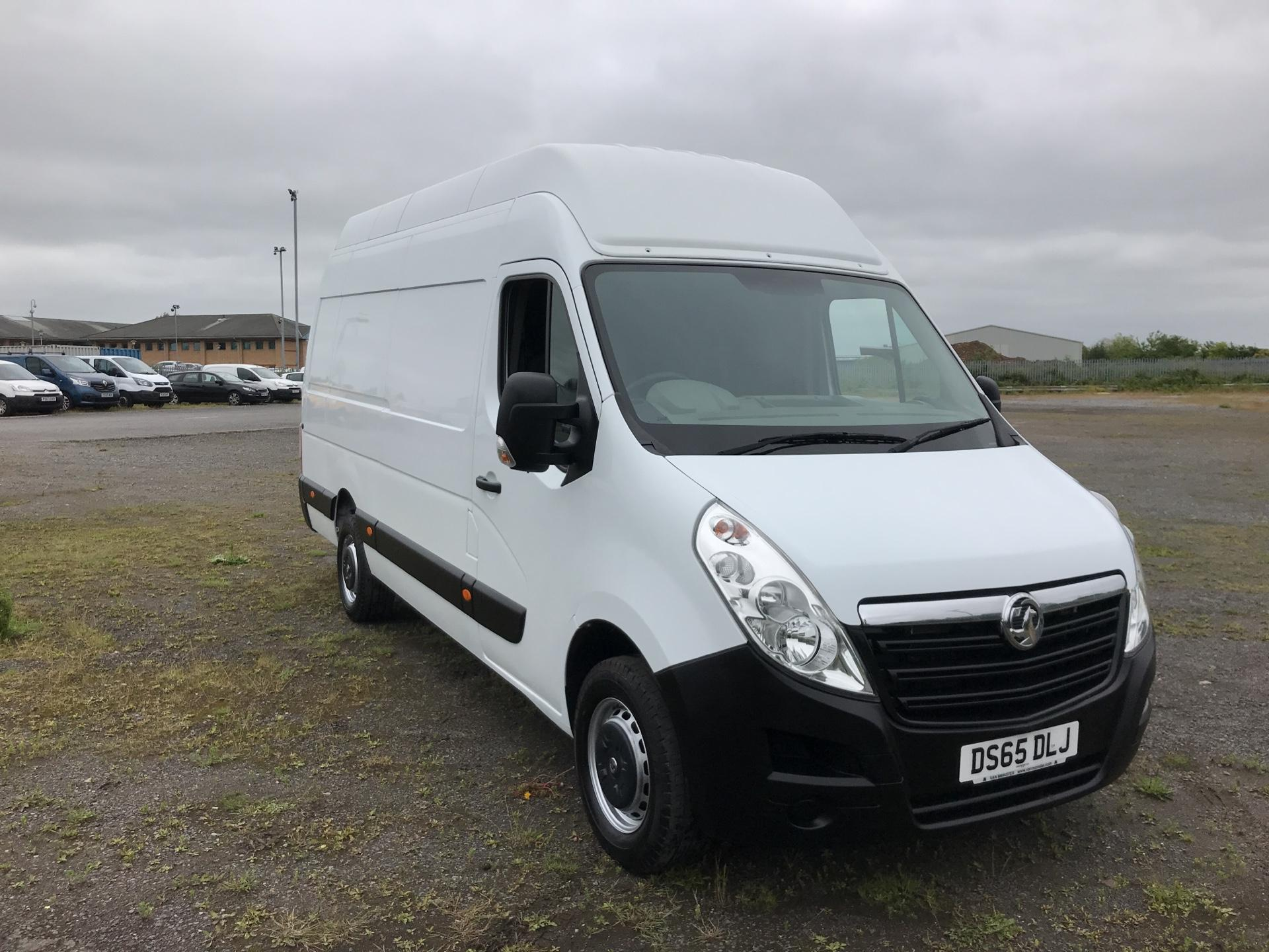 2015 Vauxhall Movano 2.3 Cdti H3 Van 125Ps *VALUE RANGE VEHICLE - CONDITION REFLECTED IN PRICE* (DS65DLJ)