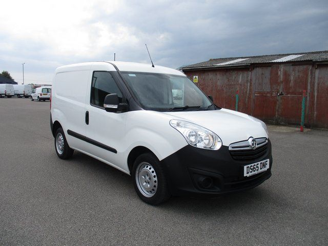 2015 Vauxhall Combo L1 H1 2000 1.3 16V EURO 5 (DS65DNF)