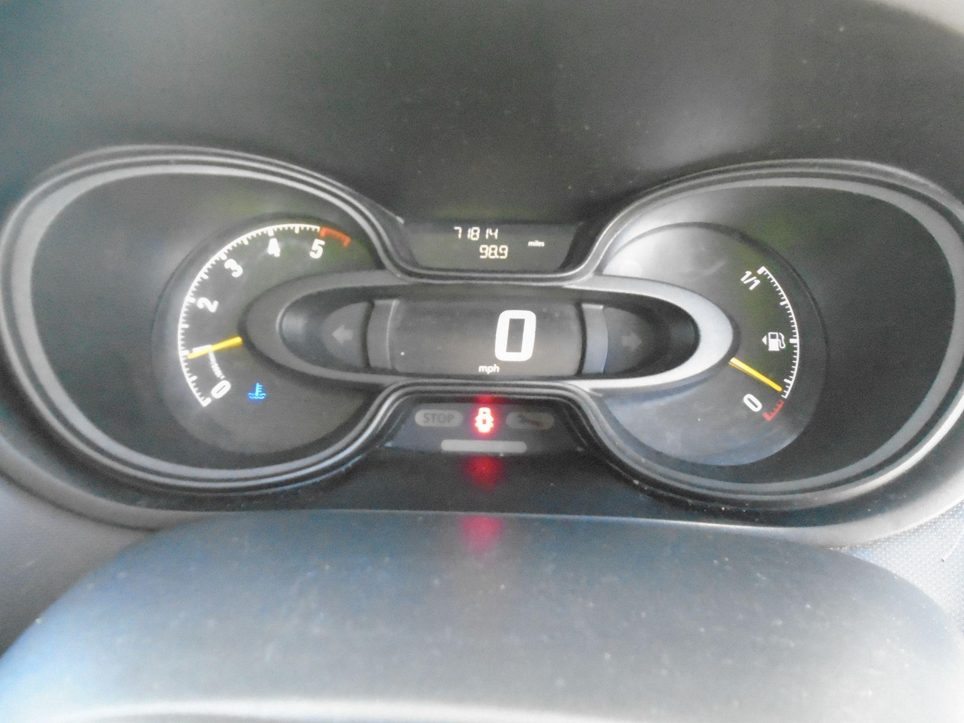 2015 Vauxhall Vivaro 2900 1.6Cdti 115Ps H1 Combi 9 Seat (DS65DRO) Image 25