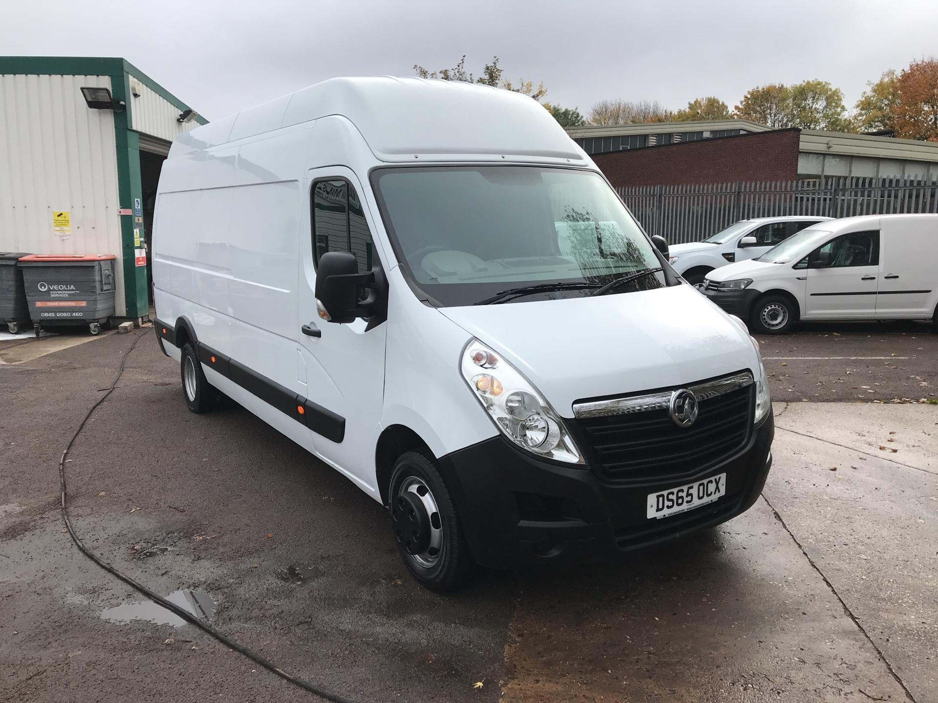2015 Vauxhall Movano 2.3 Cdti L4 H3 Van 125Ps EURO 5  (DS65OCX)
