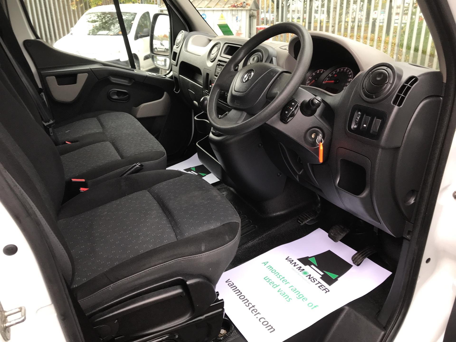 2015 Vauxhall Movano 2.3 Cdti L4 H3 Van 125Ps EURO 5  (DS65OCX) Image 9