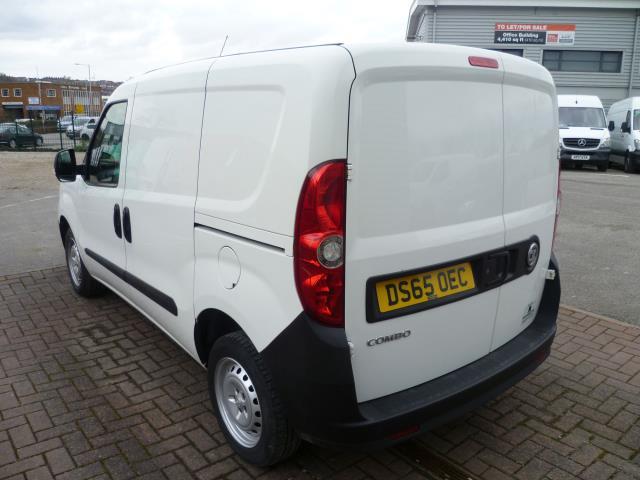2015 Vauxhall Combo  L1 H1 2000 1.3 16V  EURO 5 (DS65OEC) Image 5