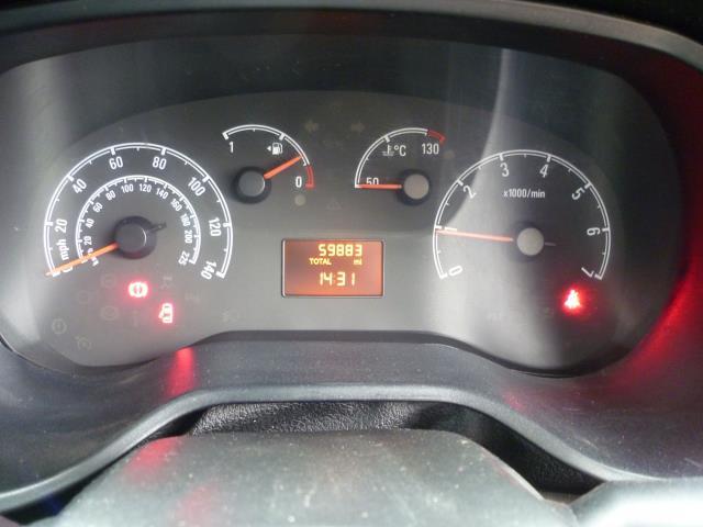 2015 Vauxhall Combo  L1 H1 2000 1.3 16V  EURO 5 (DS65OEC) Image 21