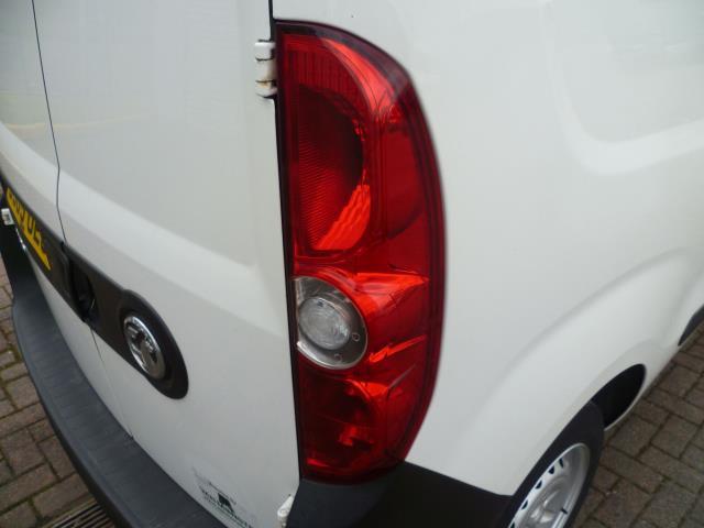 2015 Vauxhall Combo  L1 H1 2000 1.3 16V  EURO 5 (DS65OEC) Image 13