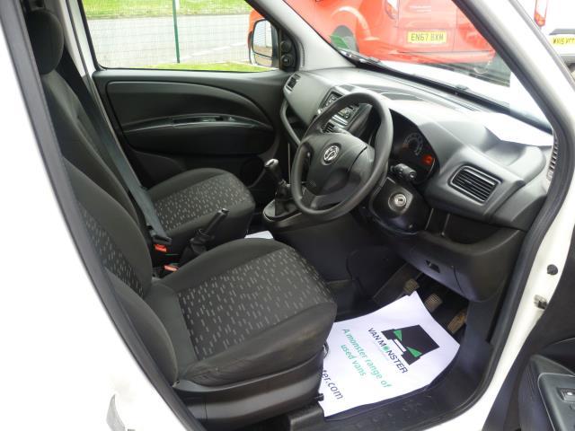 2015 Vauxhall Combo  L1 H1 2000 1.3 16V  EURO 5 (DS65OEC) Image 16