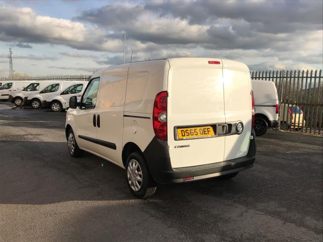 2015 Vauxhall Combo 2000 L1 H1 1.3CDTI 16V EURO 5 (DS65OEF) Image 9