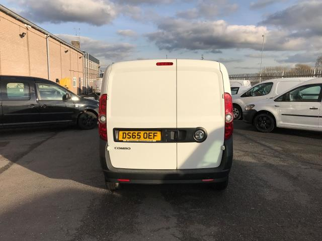 2015 Vauxhall Combo 2000 L1 H1 1.3CDTI 16V EURO 5 (DS65OEF) Image 8