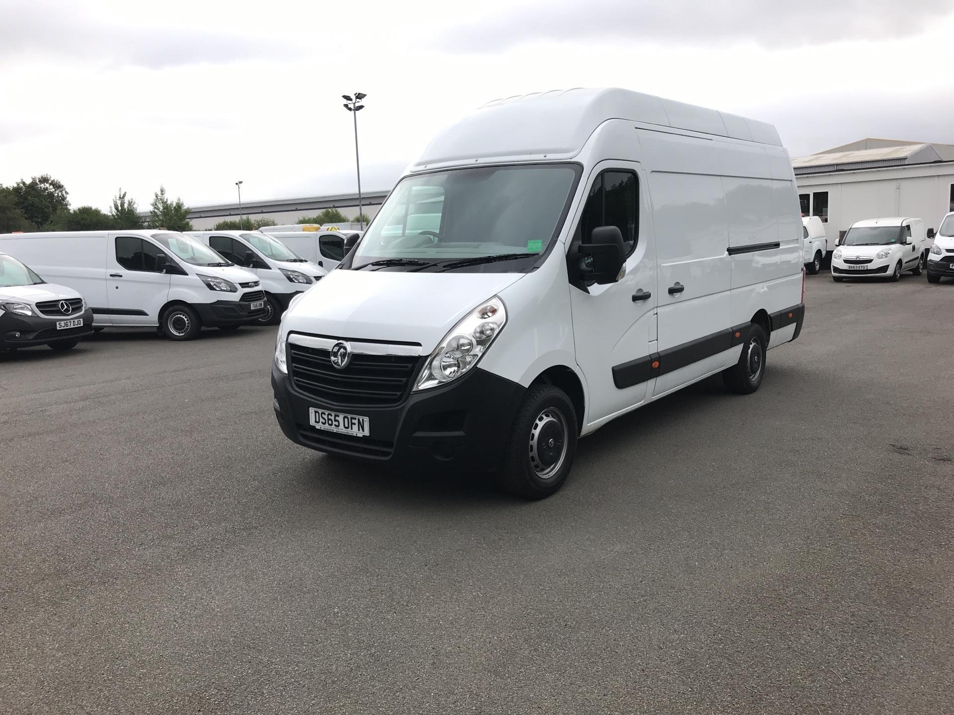 2015 Vauxhall Movano 35 L3 H3 125PS EURO 5 (DS65OFN) Image 7