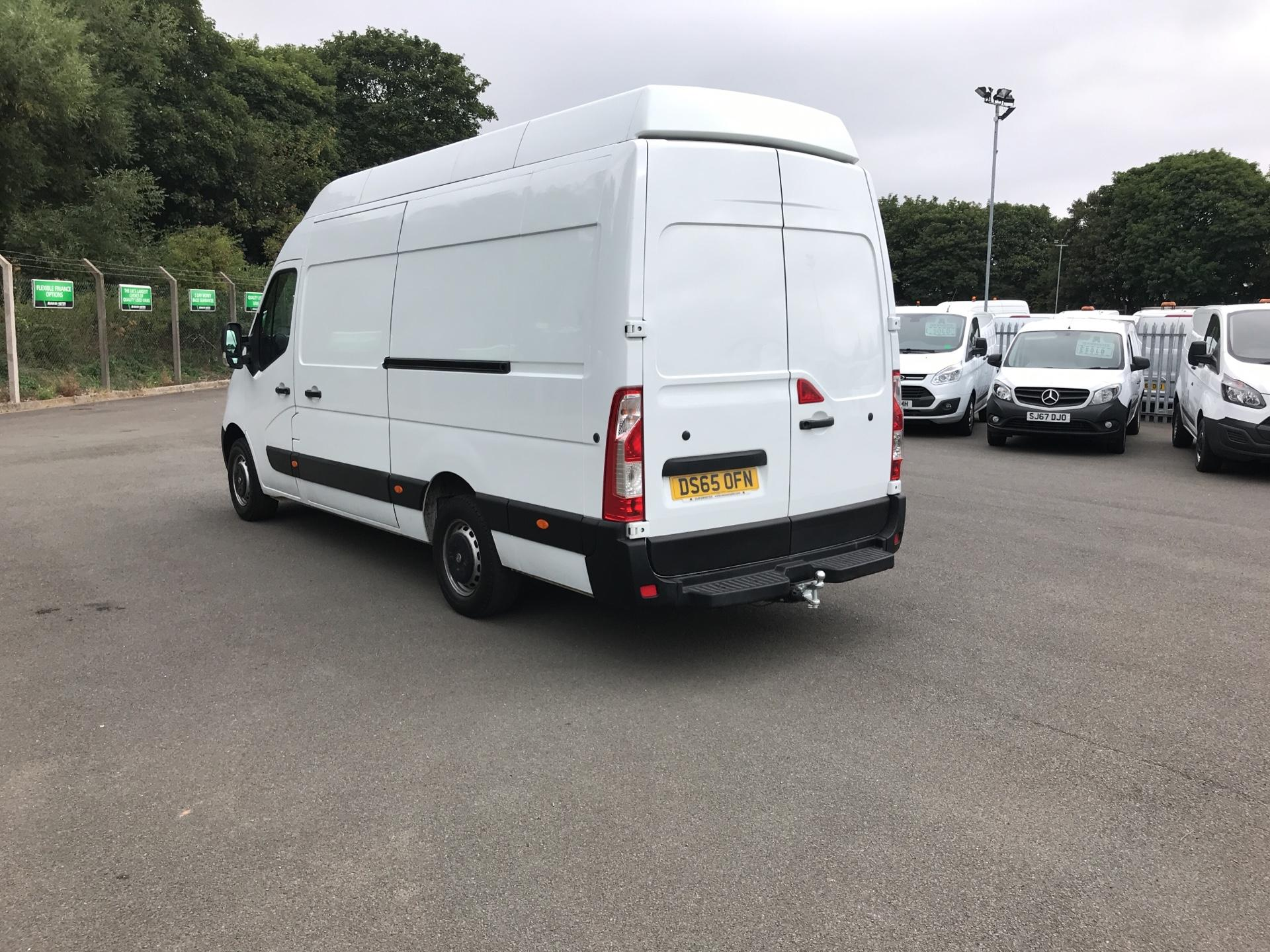 2015 Vauxhall Movano 35 L3 H3 125PS EURO 5 (DS65OFN) Image 5