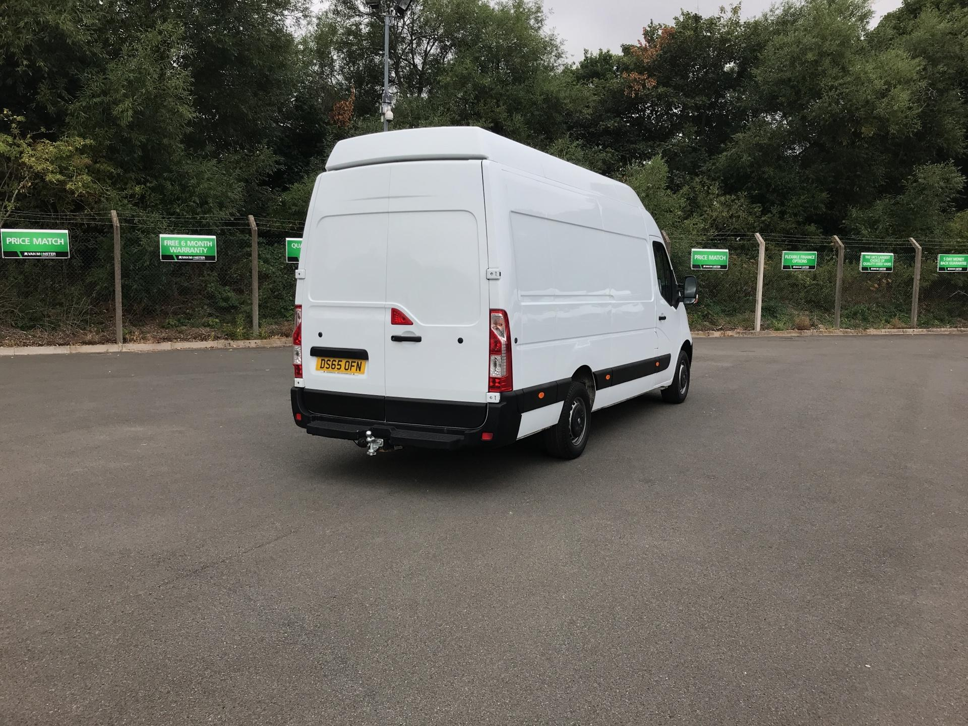2015 Vauxhall Movano 35 L3 H3 125PS EURO 5 (DS65OFN) Image 3