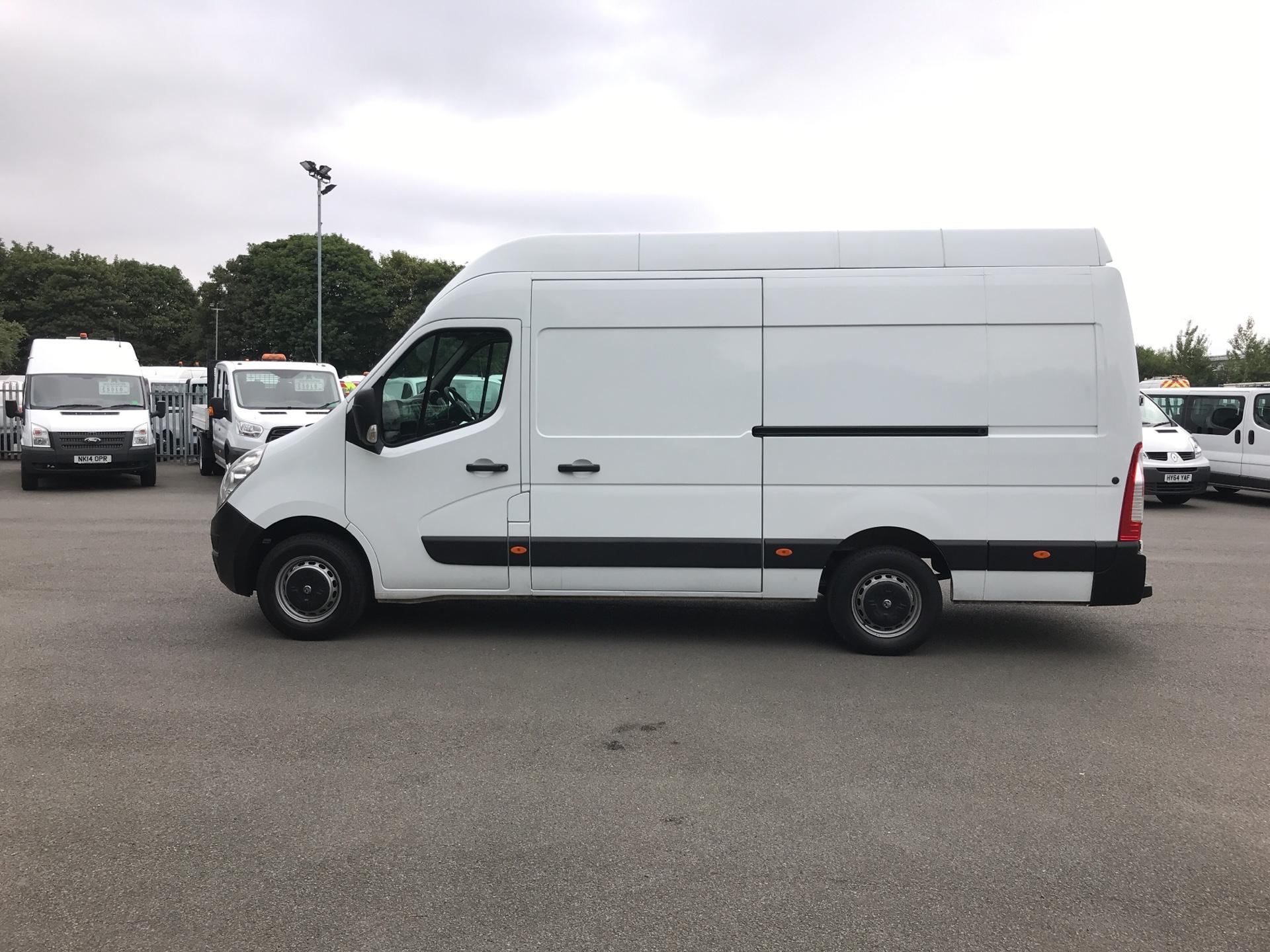2015 Vauxhall Movano 35 L3 H3 125PS EURO 5 (DS65OFN) Image 6