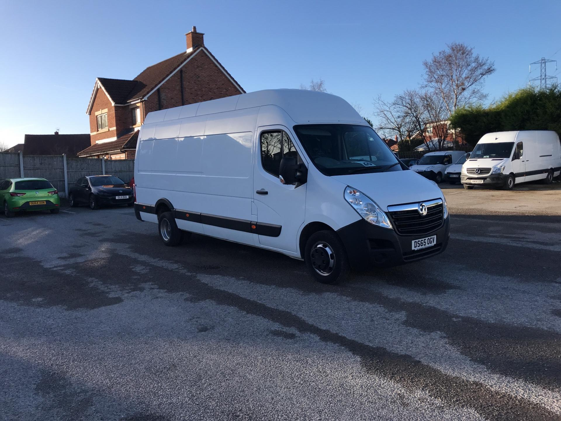 2015 Vauxhall Movano 35 L4 H3 125PS EURO 5 (DS65OGV)